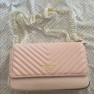 Brand new Pink Victoria secret crossbody bag